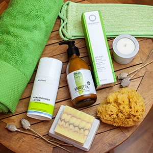 Online Shop Naturkosmetik Körperpflege Produkte