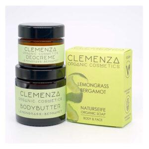 Pflegeset Lemongrass-Bergamot